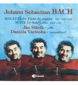 Johann Sebastian Bach - Sonatas for Viola da gamba and Harpsichord