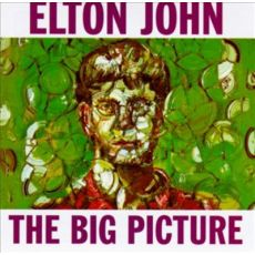 Elton John ‎– The Big Picture