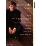 Elton John ‎– Love Songs  VHS