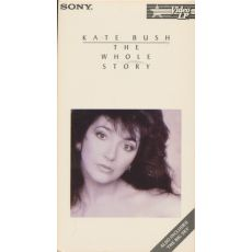 Kate Bush - The Whole Story: The Videos  VHS